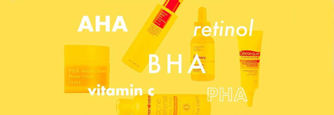 Productos de skin care que NUNCA debes usar juntos