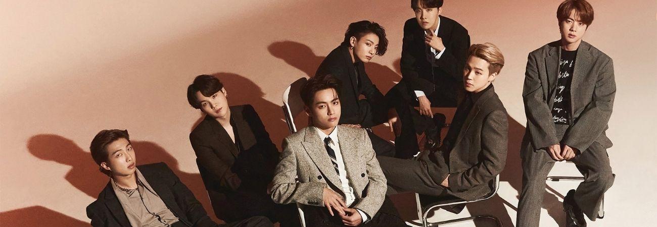 BTS expresa lo difícil que es actuar sin ARMY frente a ellos