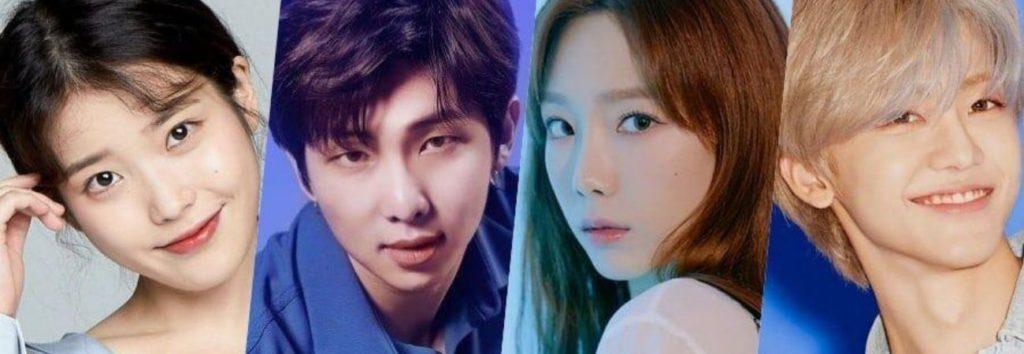 Siete ídolos de K-pop que sienten el amor más puro hacia sus fans