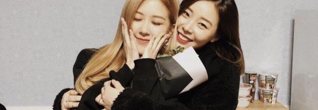 Ashley Choi revela cómo conoció a Rosé de BLACKPINK y se hicieron amigas
