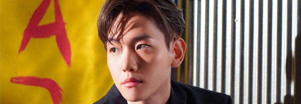 """Una EXO-L """"convoca"""" a Baekhyun en Twitter y el cantante le responde"""