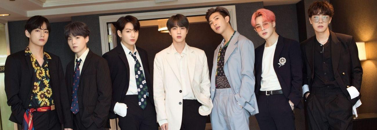 Cinco deseos de BTS que se cumplieron en el 2020