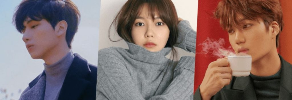 Estas baladas de ídolos de K-pop abrigarán tu corazón en un día frío