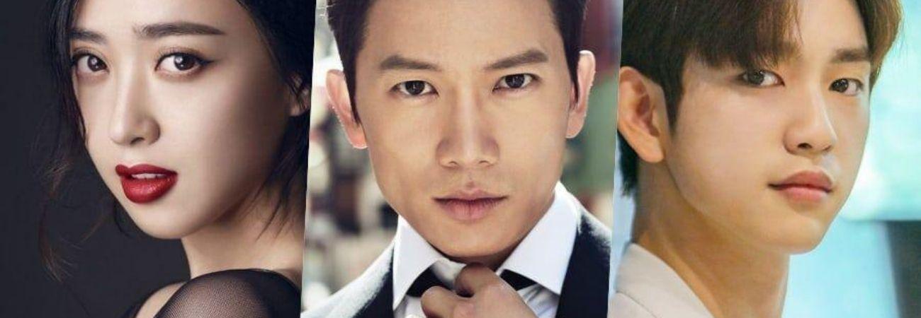 Kim Min Jung, Ji Sung y Jinyoung de GOT7 en conversaciones para el k-drama