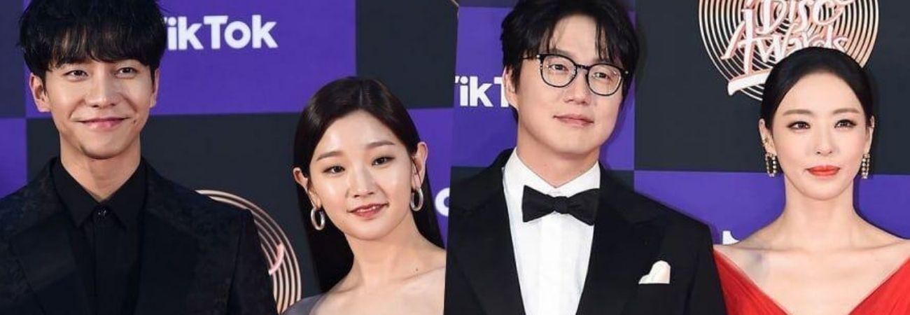 Park So Dam y Lee Seung Gi, Lee Da Hee y Seong Si Kyung serán MCs en los 35° Golden Disc Awards
