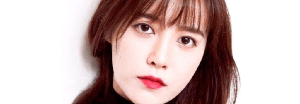 """Goo Hye Sun hace su regreso rompiendo su celular en """"FACE ID"""""""