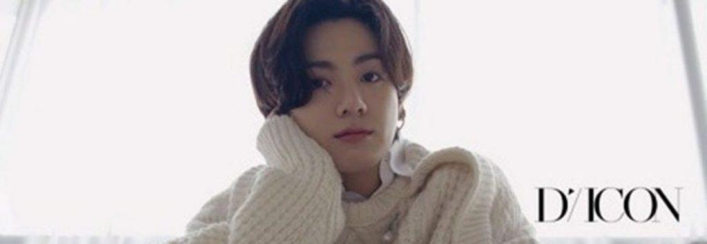 Revista Dicon Korea de Jungkook se convierte en la portada más vendida