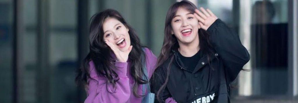 Este tierno momento entre Jihyo y Sana de TWICE te conmoverá