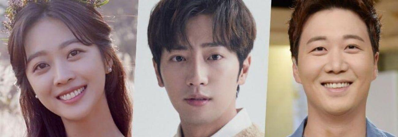 Jo Bo Ah, Lee Sang Yeob y Do Kyung Wan serán los presentadores de los 2020 KBS Drama Awards