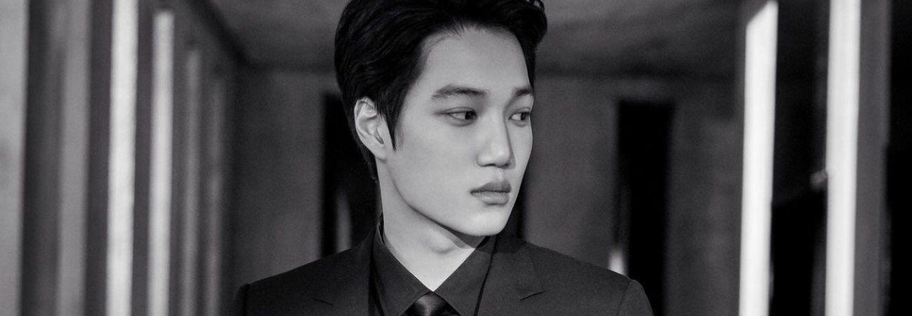 Kai de EXO confiesa sentirse solo en sus promociones como solista