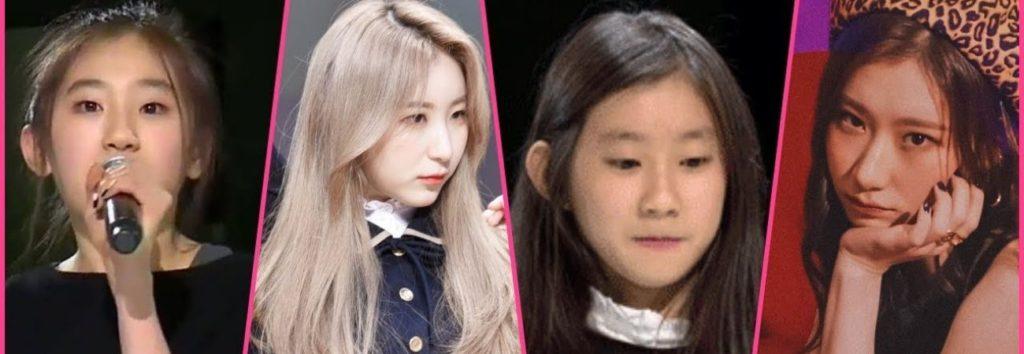 Las hermanas Lee: De K-pop Star a su debut en IZ*ONE e ITZY