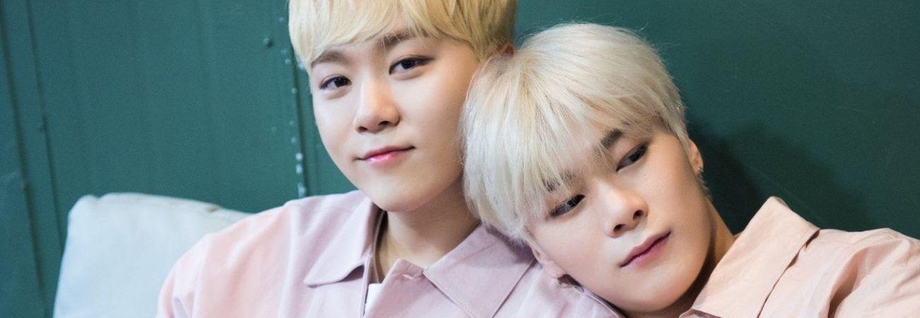 Moonbin de ASTRO revela que tan importante es Seungkwan de SEVENTEEN para él