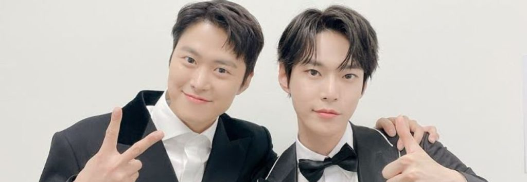 Interacción entre Doyoung de NCT y el actor Gong Myung captó la atención del público