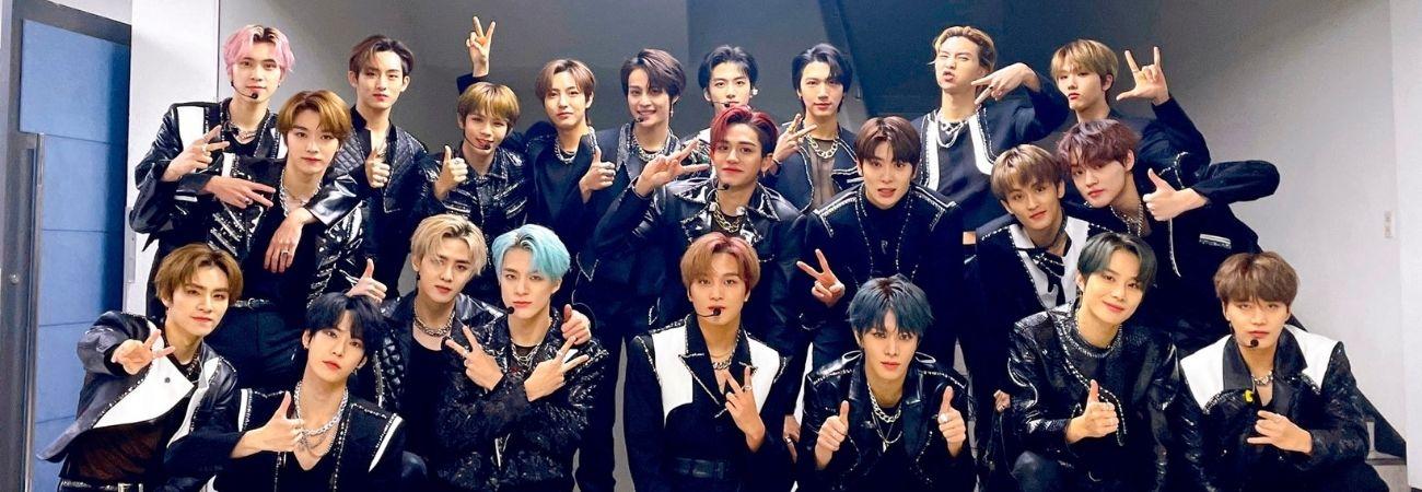 NCT realizó con éxito su concierto