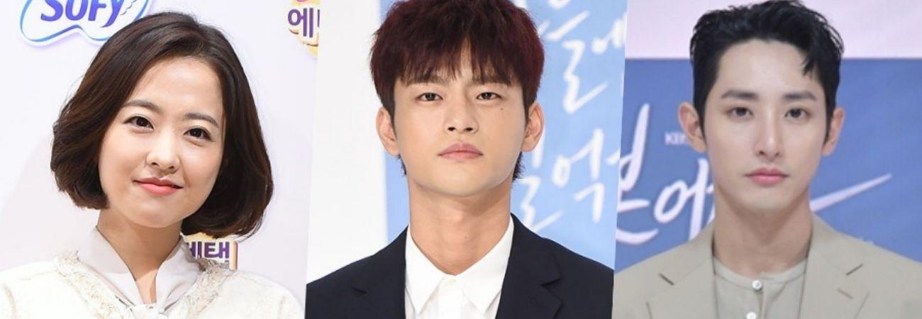 Park Bo Young, Seo In Guk, Lee Soo Hyuk y más confirmados para el nuevo k-drama de fantasía