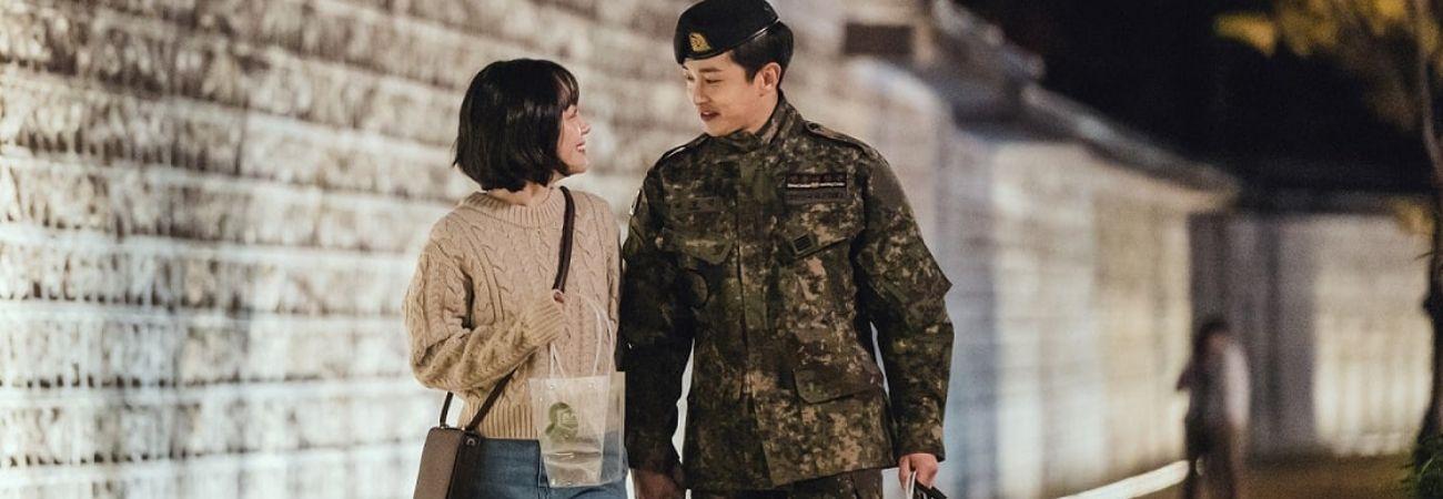 Kim Min Seok y So Ju Yeon son una tierna pareja en nuevas imágenes de