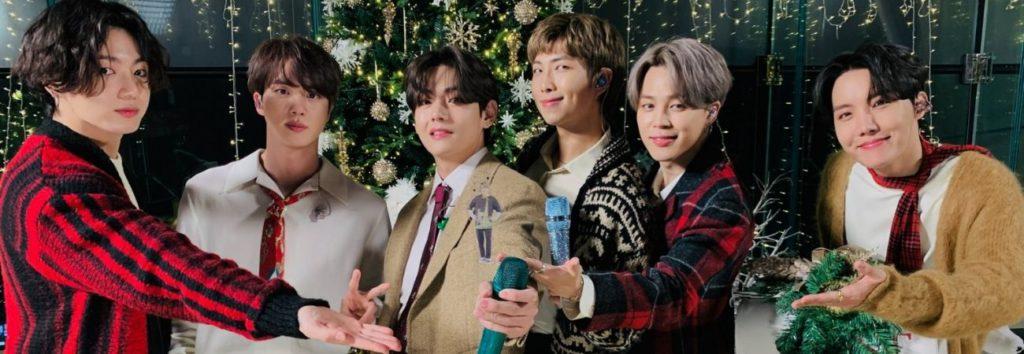 Covers de ídolos de K-pop de canciones clásicas navideñas para disfrutar en este día
