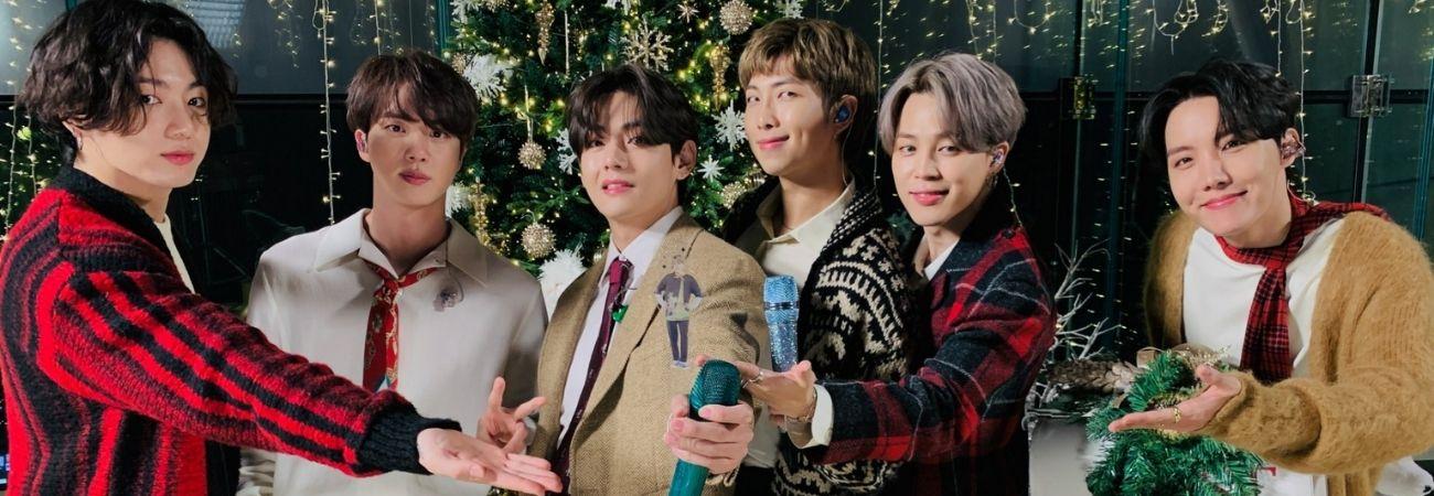 Covers de canciones clásicas navideñas por ídolos de K-pop para disfrutar en este día