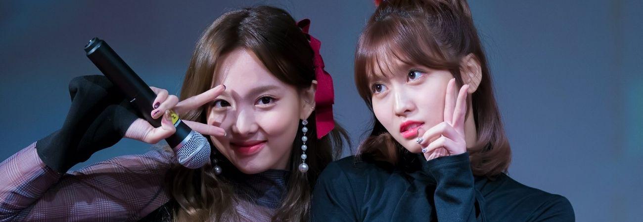 Nayeon y Momo de TWICE se vuelven tendencia luego su ingreso a la aplicación