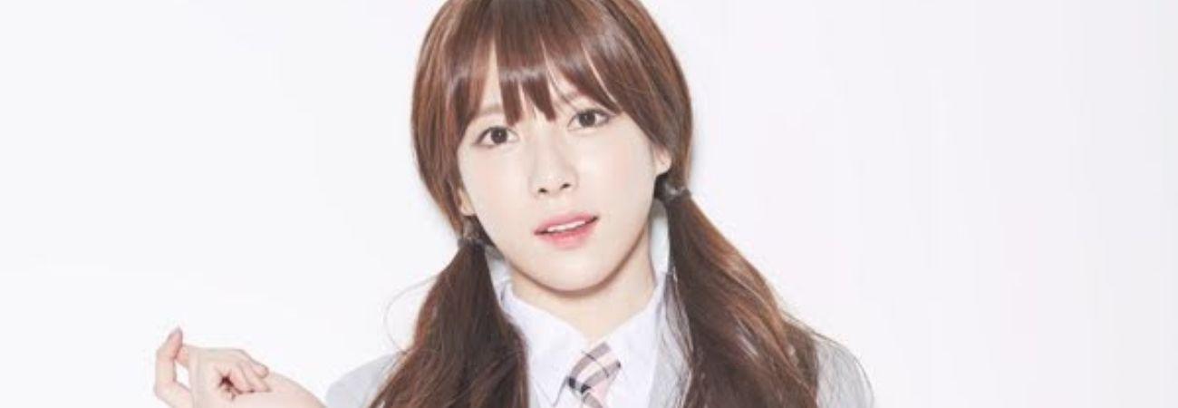 Lee Hae In, ex concursante de