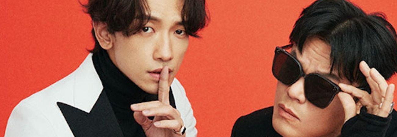 Rain y J.Y. Park revelan detalles sobre su próxima colaboración