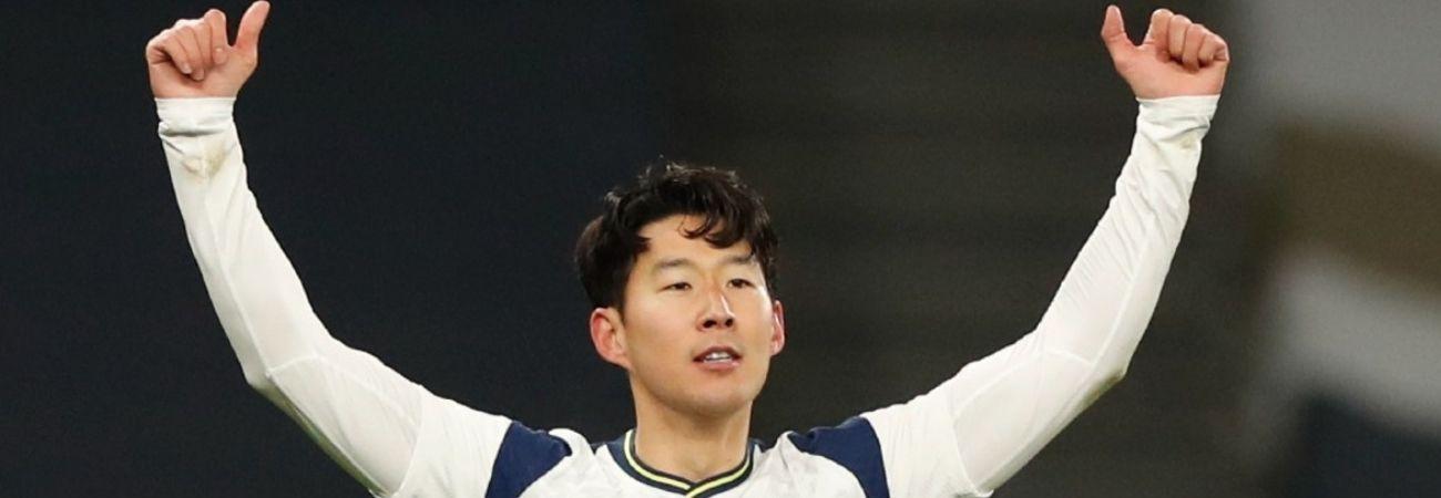 Son Heung Min es el primer futbolista surcoreano en obtener el premio
