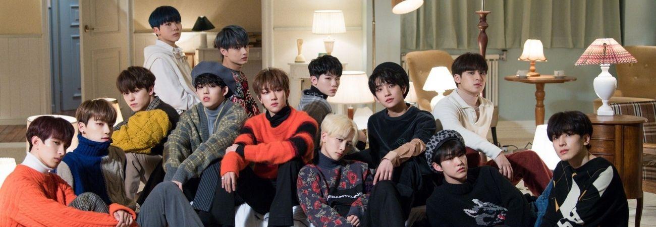 SEVENTEEN tendrá una aparición en programa especial de fin de año en Japón