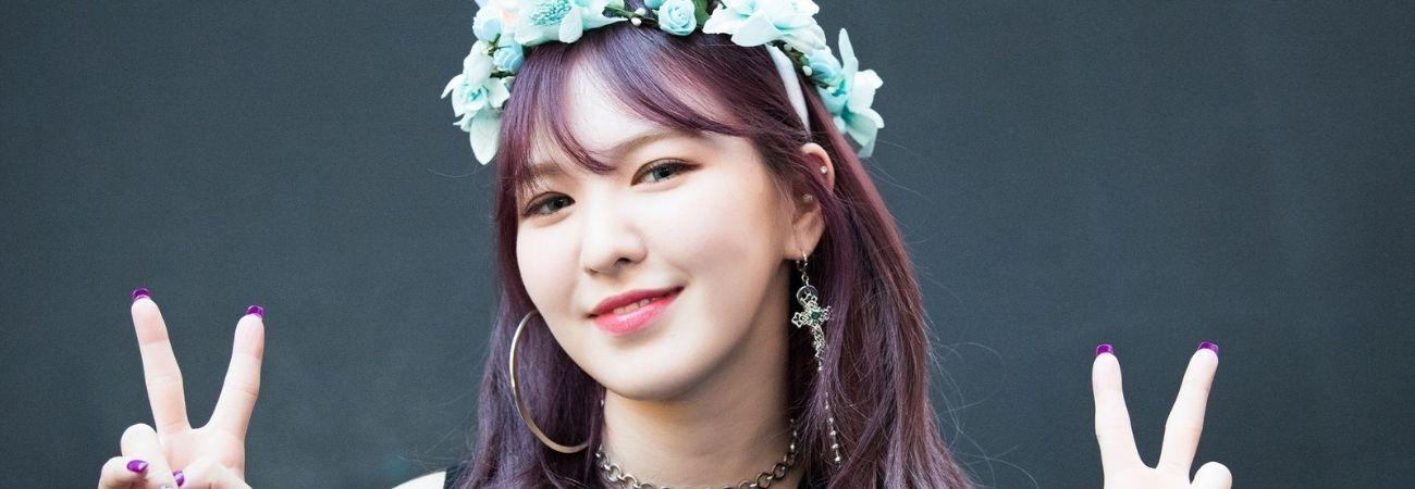 Wendy de Red Velvet acidentalmente revela o quão rica ela é