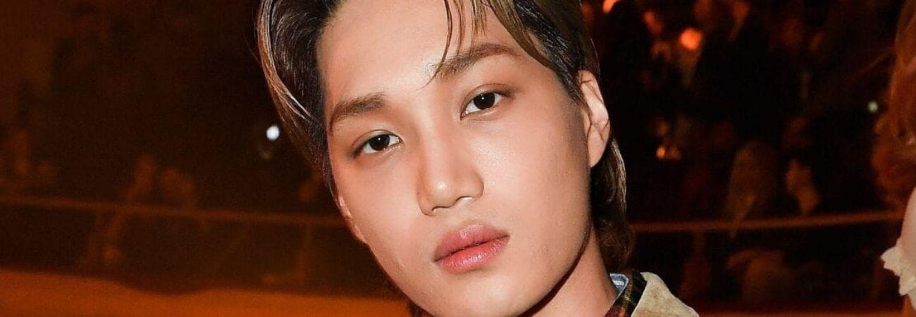 ¿Kai de EXO ahora trabaja en una fábrica? ¡Descúbrelo!