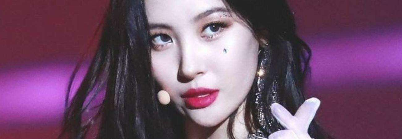 Sunmi revela que iba a ser la letrista de la canción de TWICE