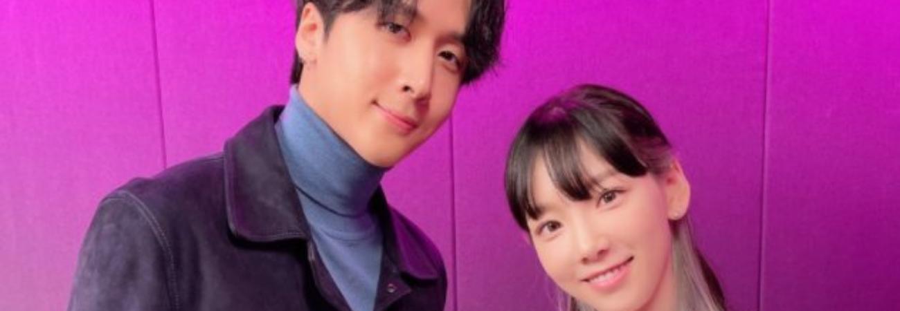 En contradicción con la declaración anterior de SM, GROOVL1N confirma que Ravi y Taeyeon de hecho están en una relación.