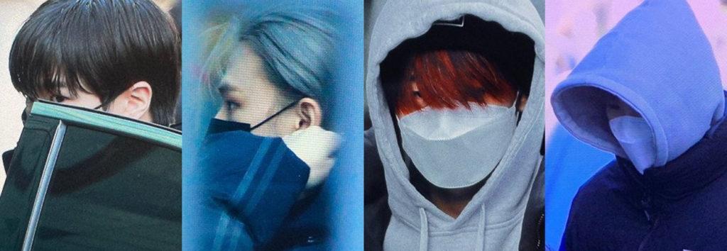 Moonbin de ASTRO, Hyunjin de Stray Kids, Jooyeon de The Boyz y Shotaro de NCT son vistos al mismo tiempo ¿Posible colaboración?