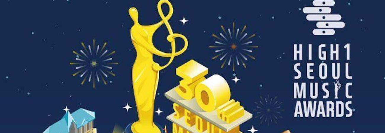 Descubre a los nominados en los 30th Seoul Music Awards