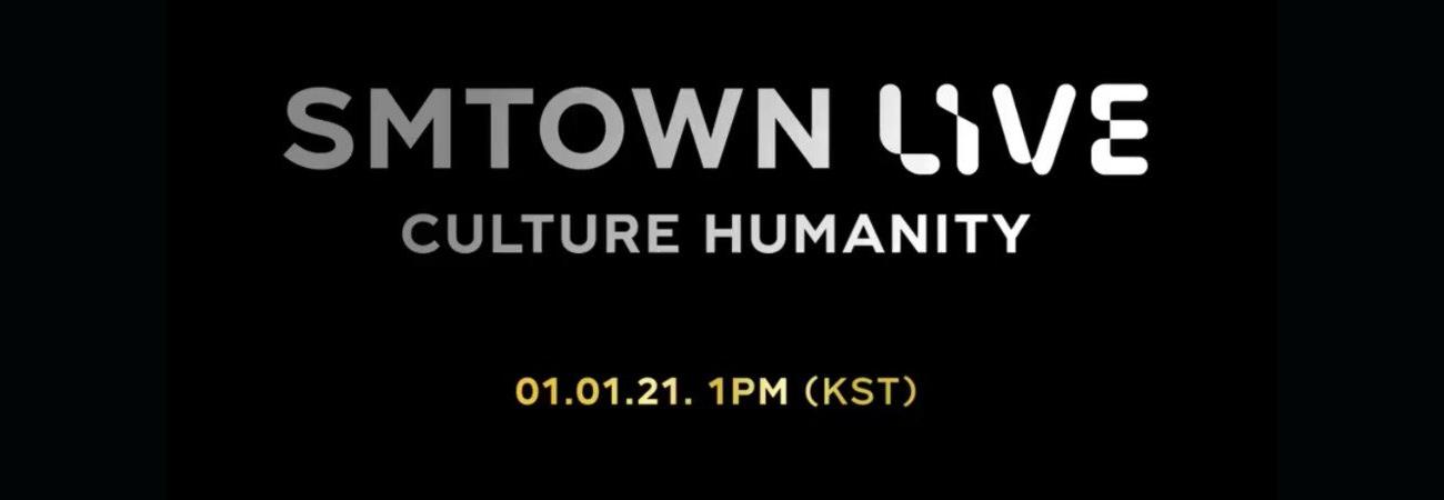 SM Entertainment revela la alineación de SMTOWN LIVE - Culture Humanity'
