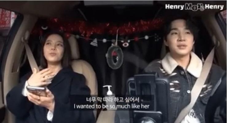 Solar de MAMAMOO revela porque se convirtió en fan de BoA