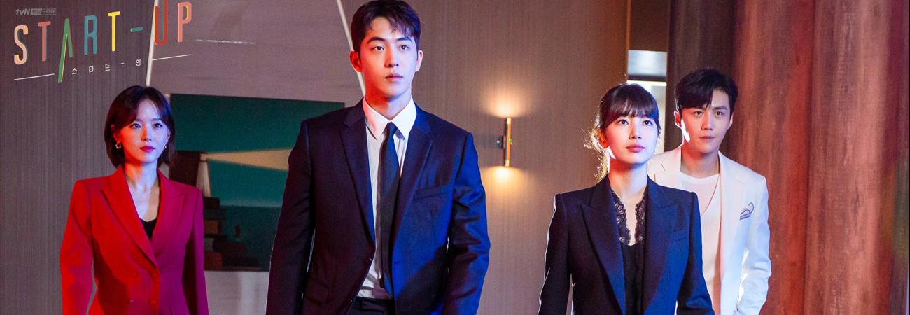 Kim Seon Ho elogia a Suzy y Nam Joo Hyuk durante Start-Up
