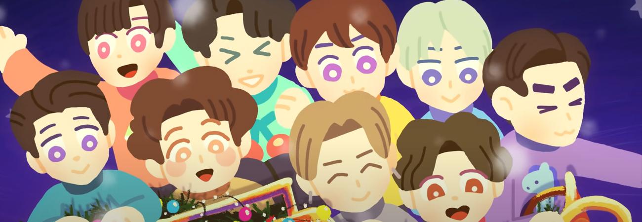 Super Junior revela seu adorável novo MV 'Tell Me Baby'