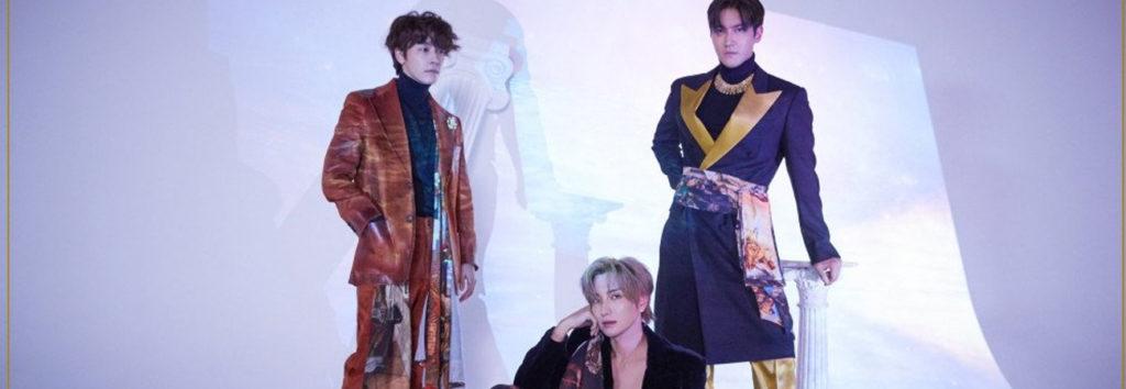 Super Junior revela fotografías teaser de Leeteuk, Donghae y Siwon para The Renaissance