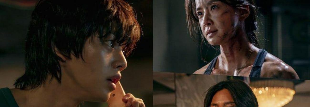 [Spoiler] Song Kang, Lee Si Young, Lee Do Hyun y más luchan por sobrevivir en
