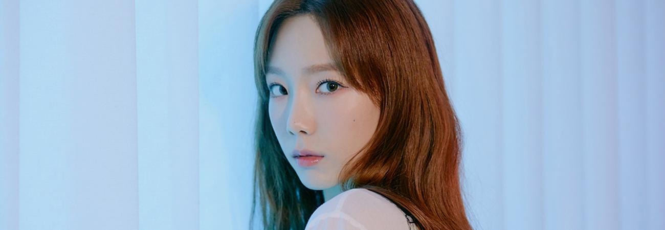 Anuncian fecha de lanzamiento del nuevo mini álbum de Taeyeon