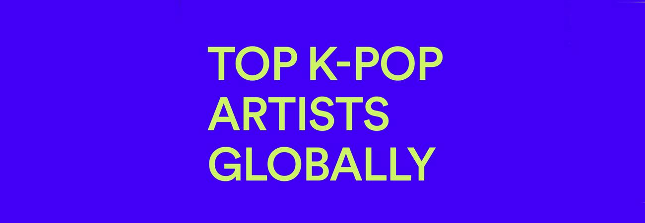 Revelan los grupos de Kpop más escuchados en Spotify en todo el mundo