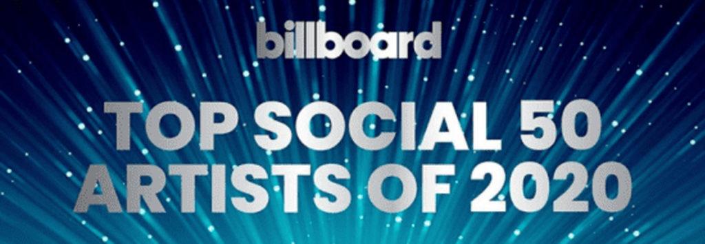 Estos grupos de kpop dominan la lista de los 50 mejores artistas sociales de 2020 de Billboard