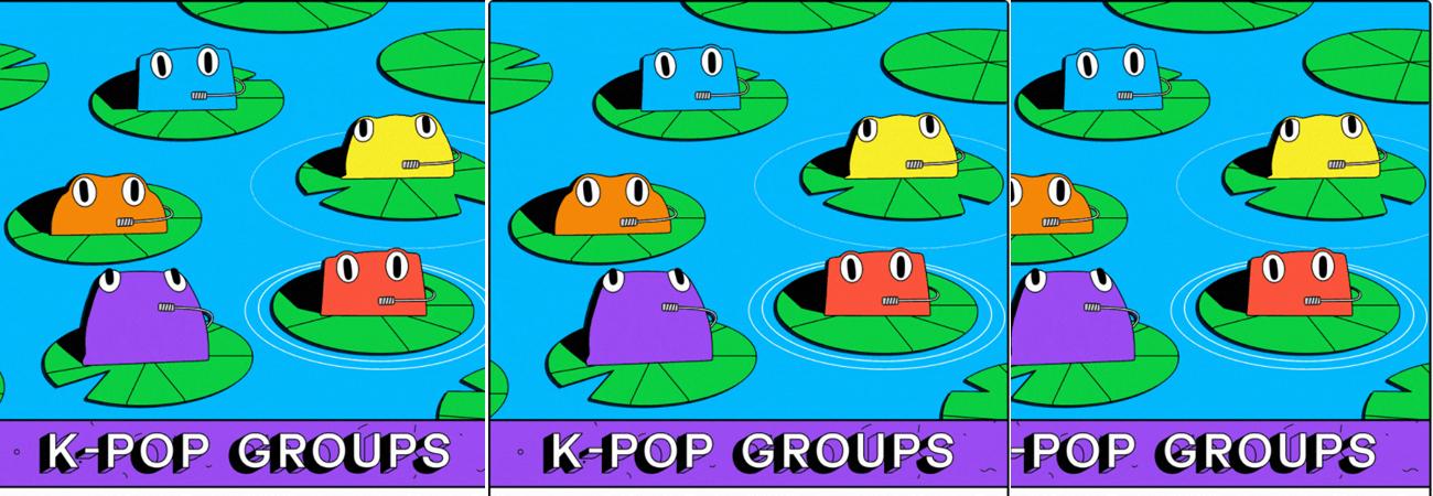 Tumblr revela los mejor grupos K-pop para el 2020