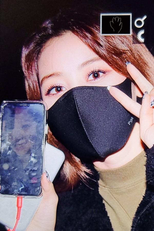 ¿A quién llamó Jihyo de TWICE después de las grabaciones para el KBS Gayo Daechujke?