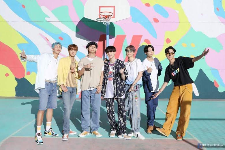 BTS entre los artistas más buscados en Naver en 2020