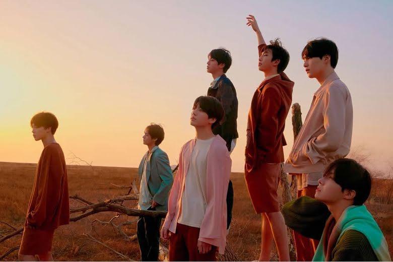 """Rolling Stone: """"Map of the Soul: 7"""" de BTS entre los mejores álbumes del 2020"""