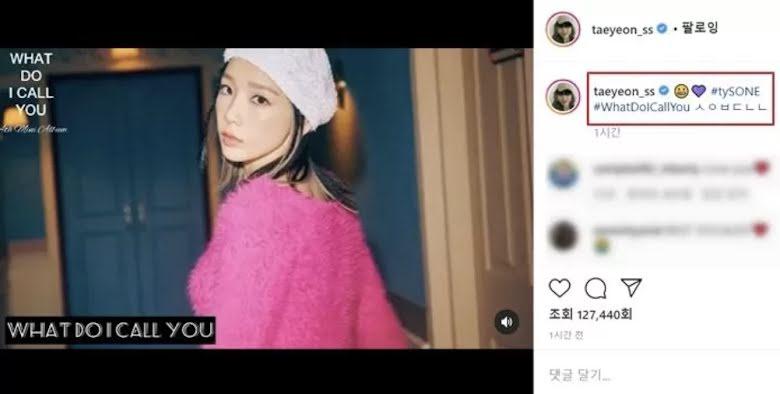 Esta publicación de Taeyeon tiene a los fans preguntando si fue una crítica a SM Entertainment