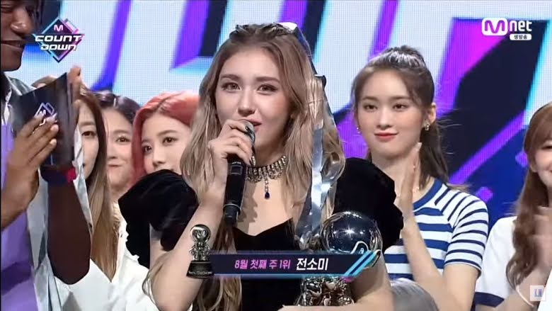 Estos son los actos de K-pop que obtuvieron su primera victoria este año