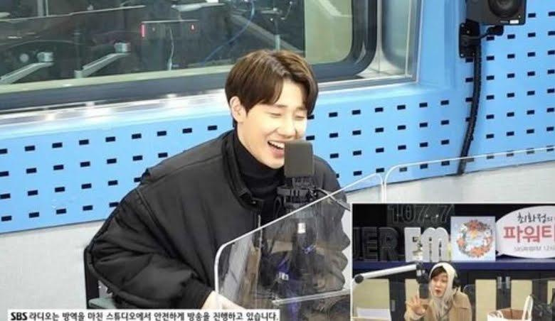 "Sunngyu de Infinite habla sobre su álbum ""Inside Me"""