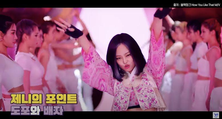 """Estudiante de Secundaria recrea el hanbok en """"How You Like That"""" de BLACKPINK, ¡el resultado es impresionante!"""